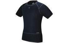 PEARL iZUMi Barrier Short Sleeve Baselayer zwart